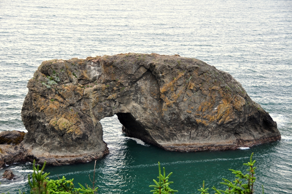 Arch Rock Point