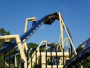 Busch Gardens - Montu