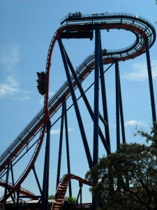 Busch Gardens - SheiKra