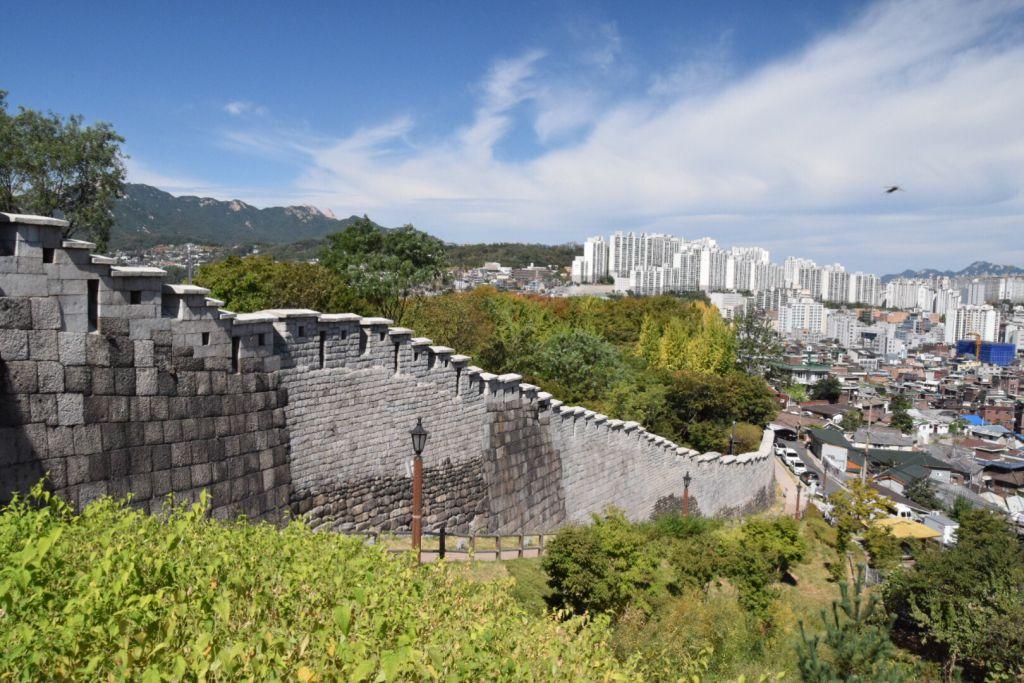 Dag 3: Seoul Stadsmuur en Cat's Attic