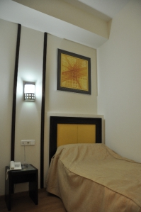 Kamer Yellow in Hotel Dona Lola