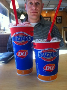 Medium en Large Blizzard