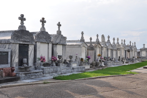 New Orleans Cemetries