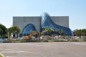 Nieuwe Dali museum - St. Petersburg