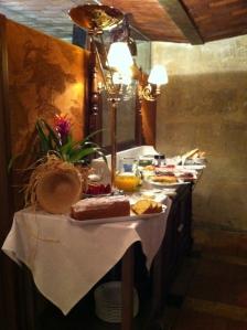 Ontbijten in Ubeda