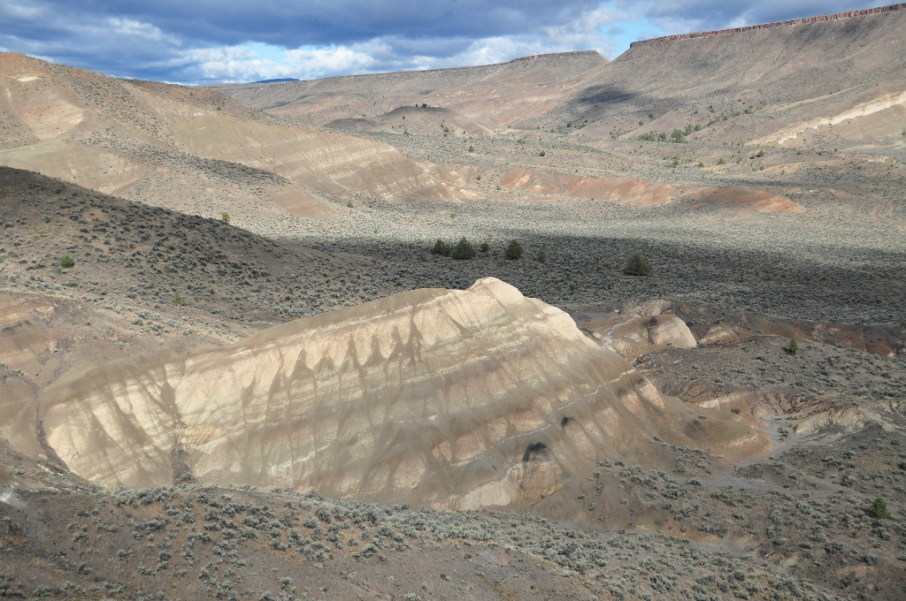 Dag 13 John Day Fossil Beds National Monument Alle