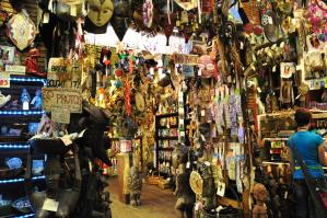 Voodoo en rituelen winkeltje New Orleans